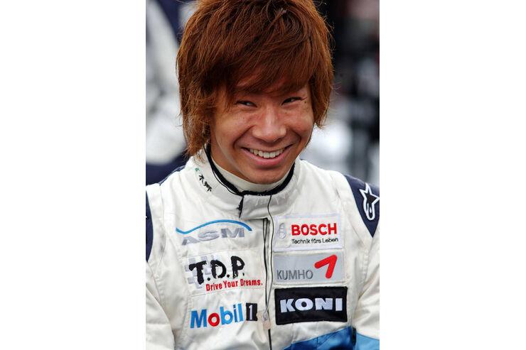 Formel 1, Kamui Kobayashi