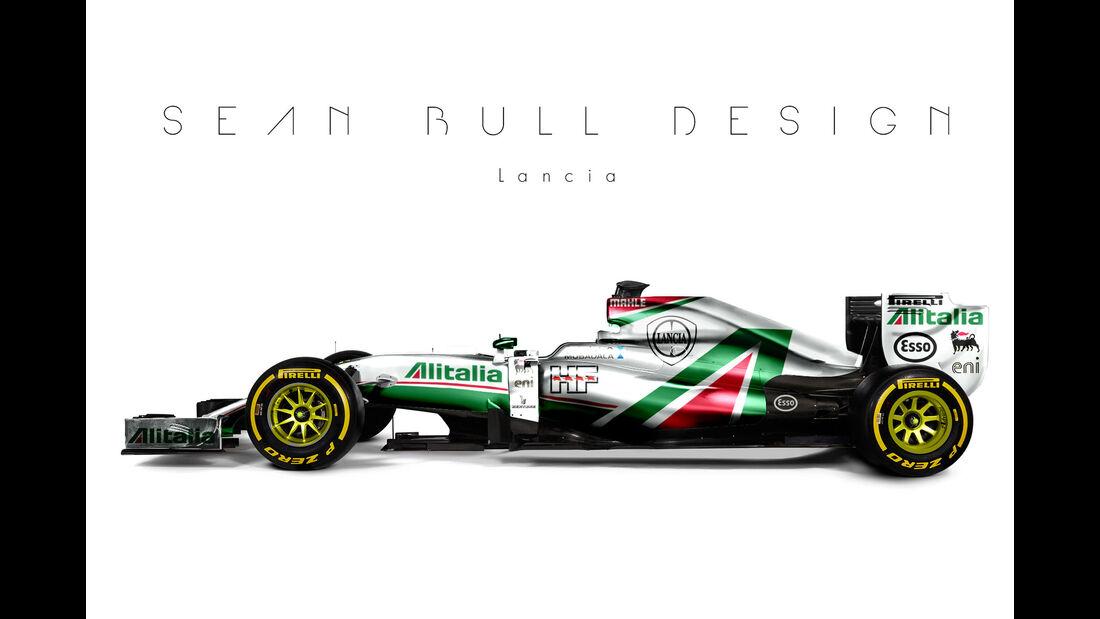 Formel 1 - Lancia - Fantasie-Teams - Sean Bull Design