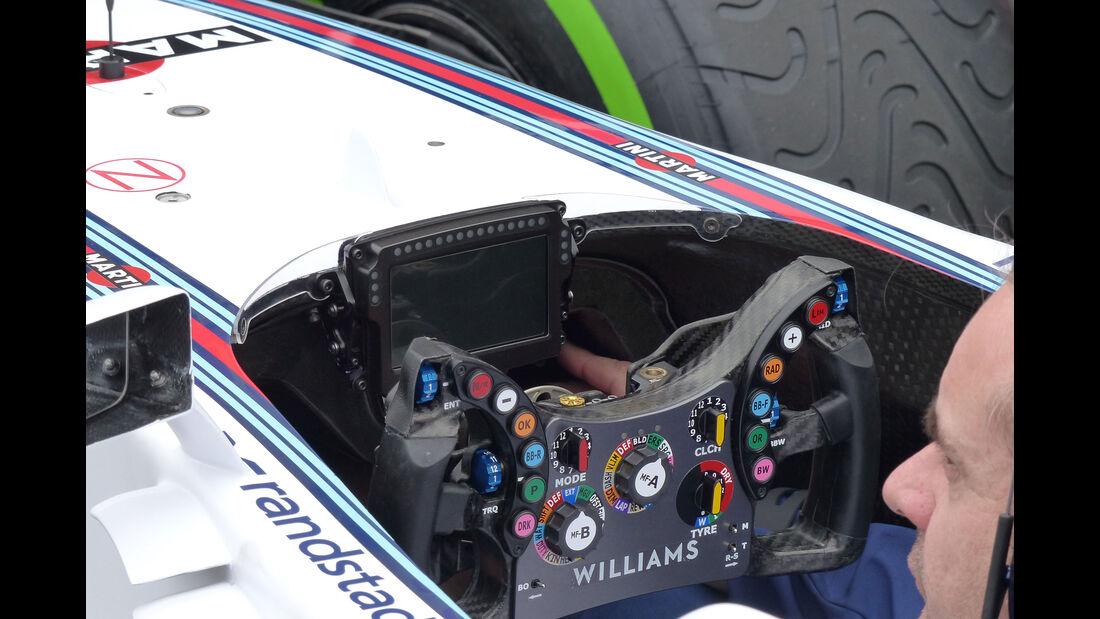 Formel 1 - Lenkrad - Williams