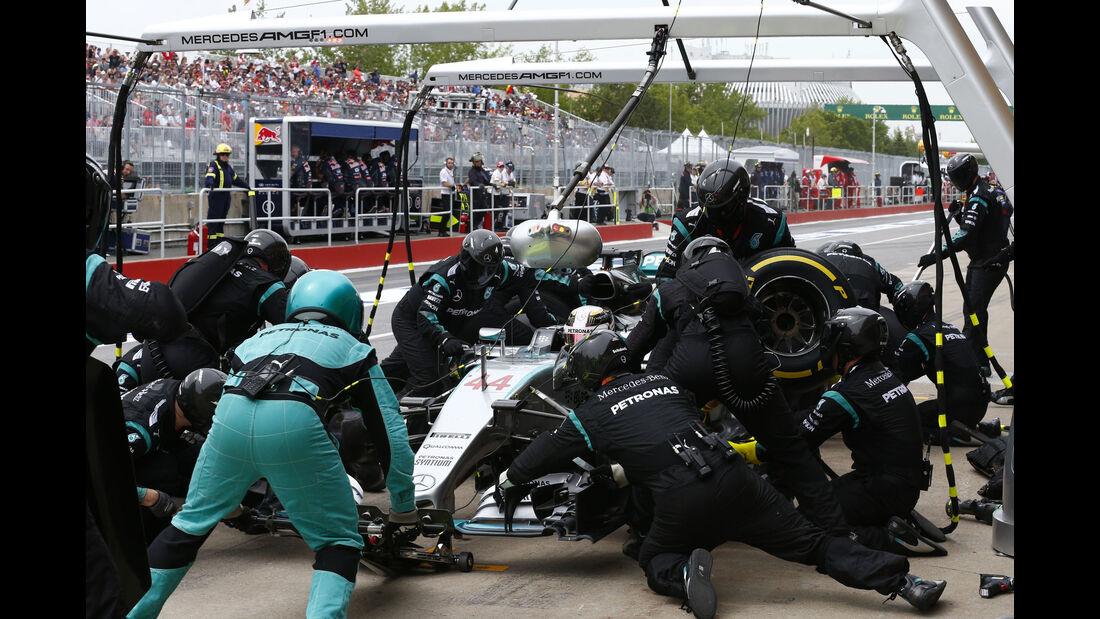 Formel 1 - Lewis Hamilton