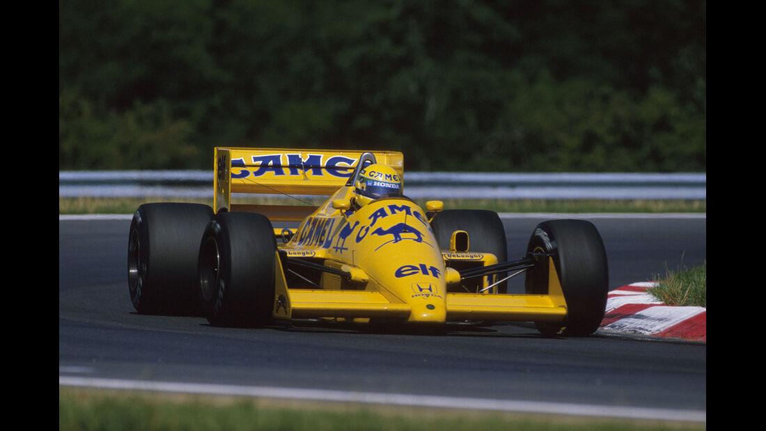 Formel 1 - Lotus 99T - V6-Turbo - Honda - 1987
