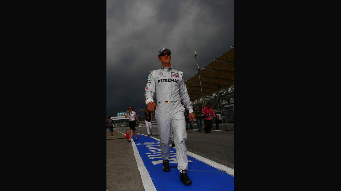 Formel 1 Malaysia 2010 Impressionen