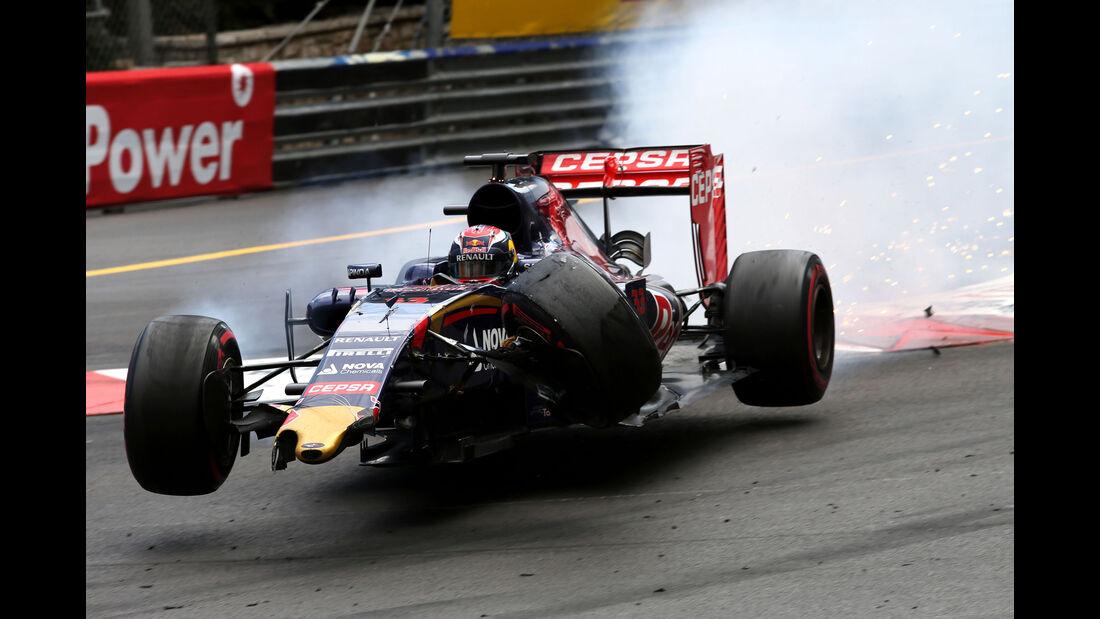 Formel 1 - Max Verstappen - GP Monaco 2015