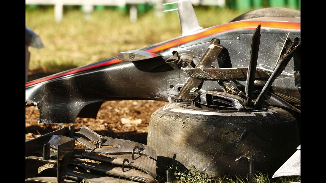 Formel 1 - McLaren
