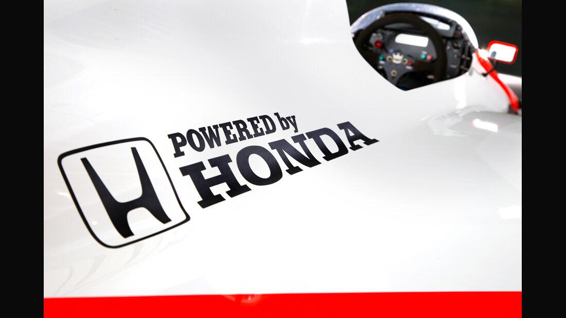 Formel 1 McLaren-Honda Motor