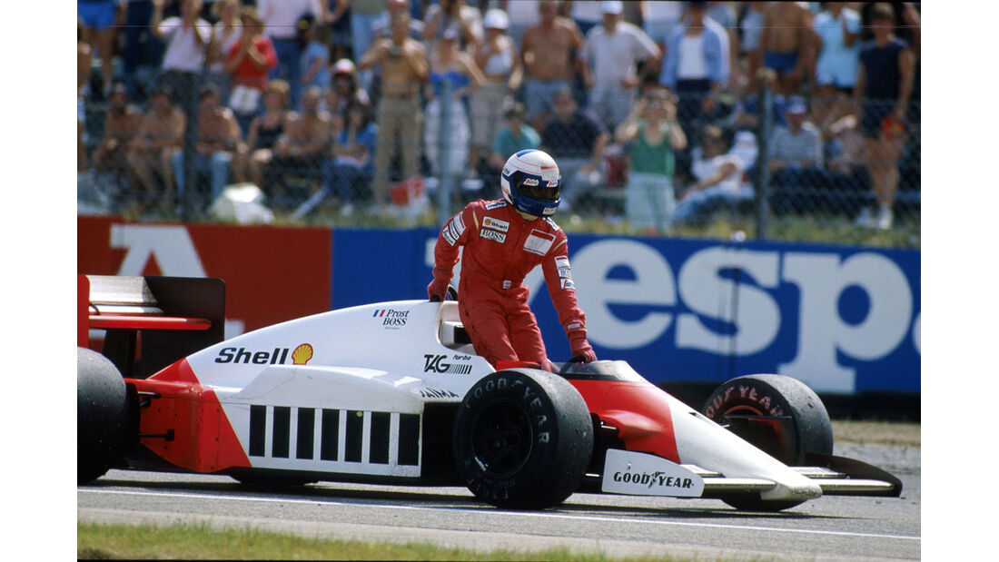 Formel 1 - McLaren TAG Porsche - MP4/2C - V6-Turbo - 1986