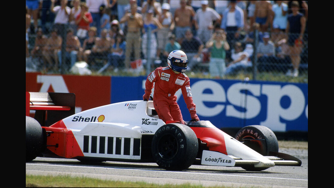 Formel 1 - McLaren TAG Porsche - MP4/2C - V6-Turbo - 1986