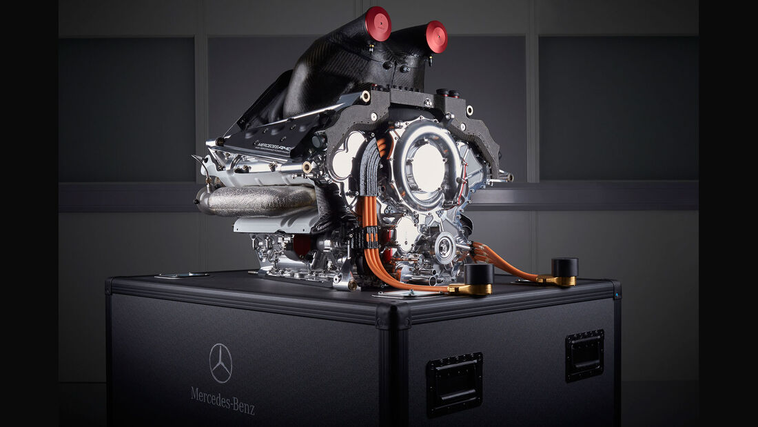 Formel 1 - Mercedes V6-Turbo