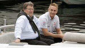 Formel 1 Monaco - FOTA-Treffen