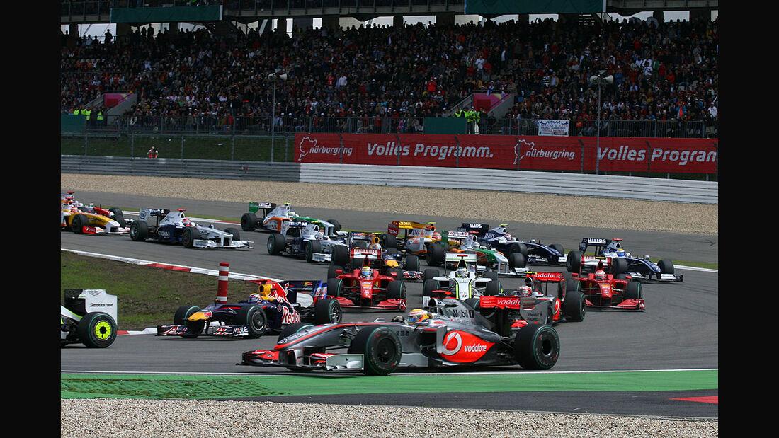Formel 1 Nürburgring