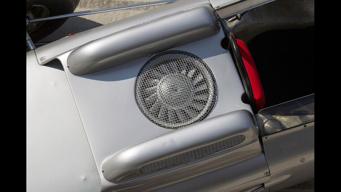Formel 1-Porsche 804, Detail
