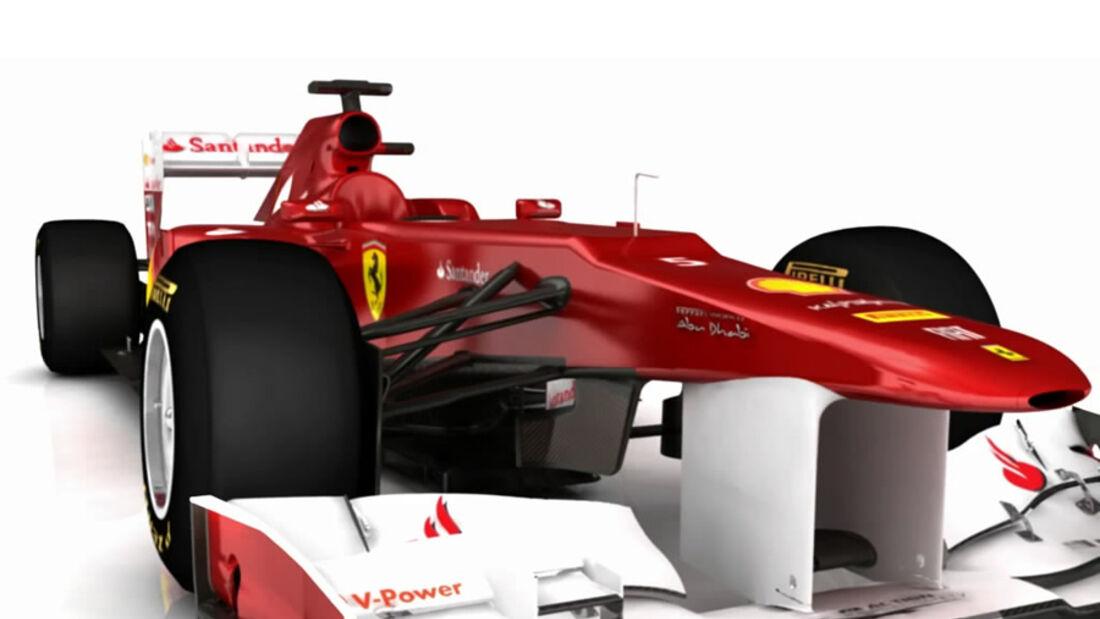 Formel 1-Regeln 2012