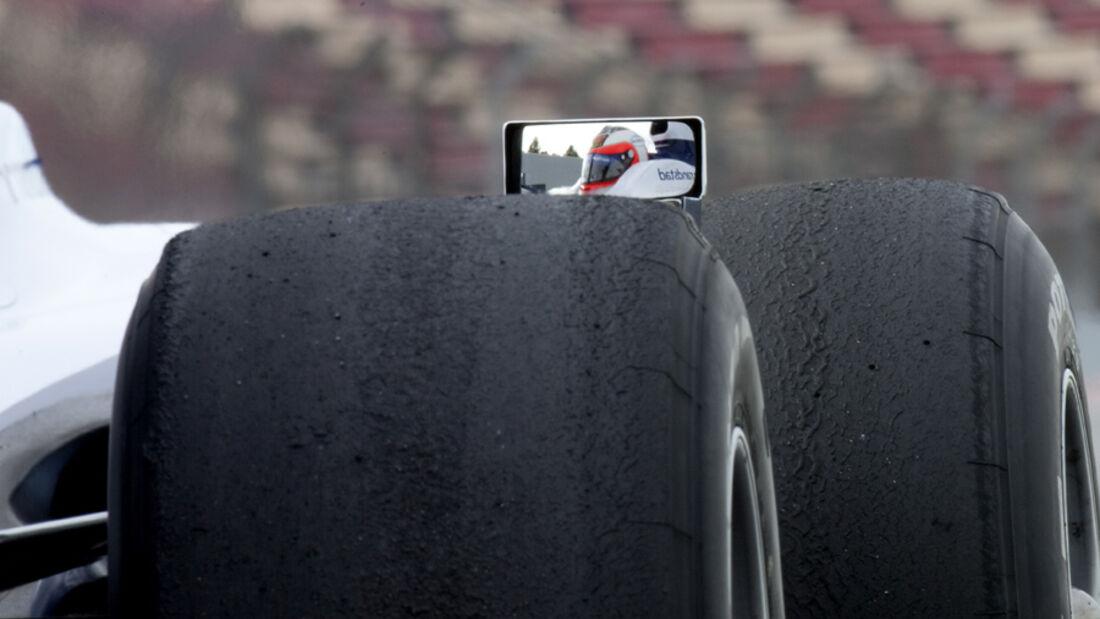 Formel 1-Reifen