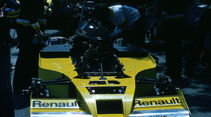 Formel 1 - Renault RS01 - V6-Turbo - 1977