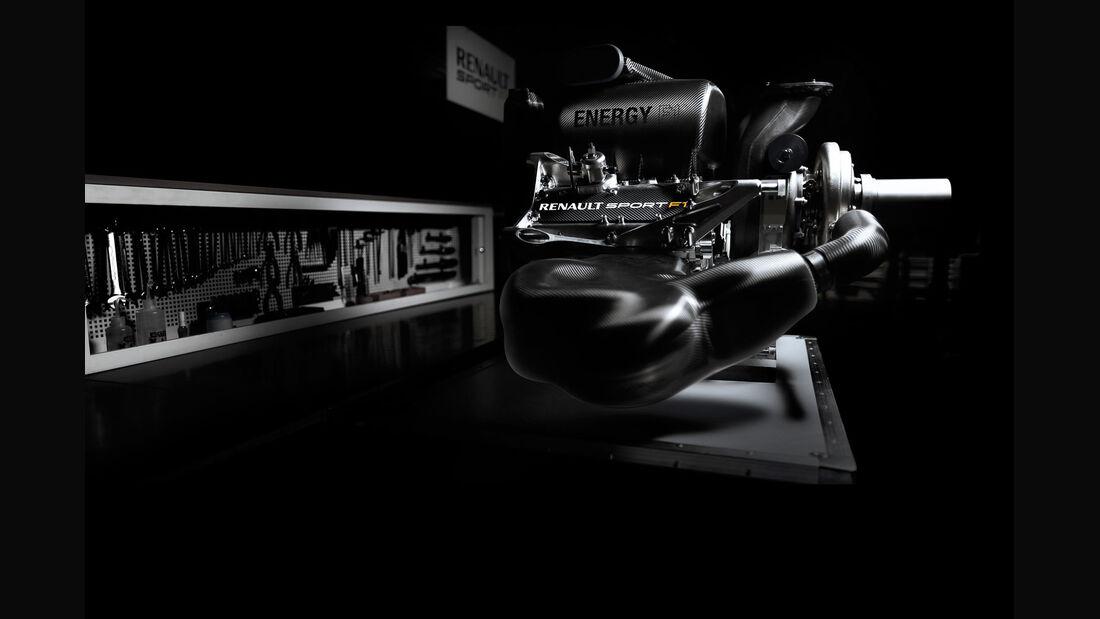 Formel 1 - Renault V6-Turbo