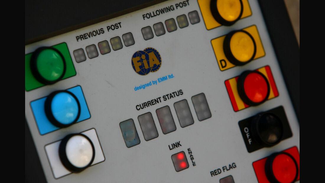 Formel 1-Rennleitung