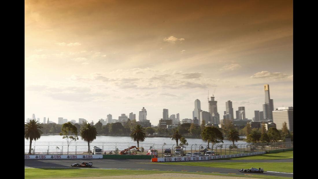 Formel 1 - Saison 2014 - GP Australien