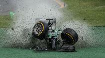 Formel 1 - Saison 2014 - GP Australien - Kobayashi - Caterham