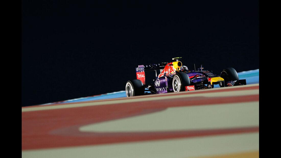 Formel 1 - Saison 2014 - GP Bahrain - Ricciardo