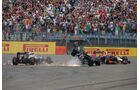Formel 1 - Saison 2014 - GP Deutschland - Massa - Williams