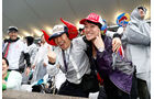 Formel 1 - Saison 2014 - GP Japan - Fans