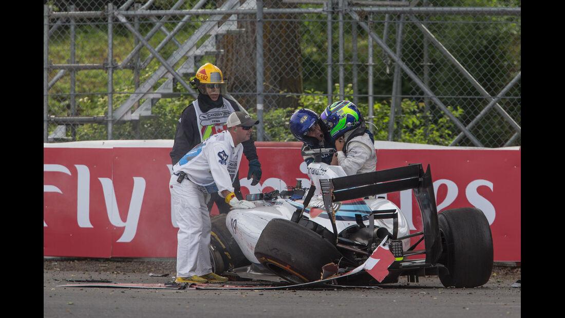 Formel 1 - Saison 2014 - GP Kanada - Massa - Williams