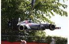 Formel 1 - Saison 2014 - GP Kanada - Sauber