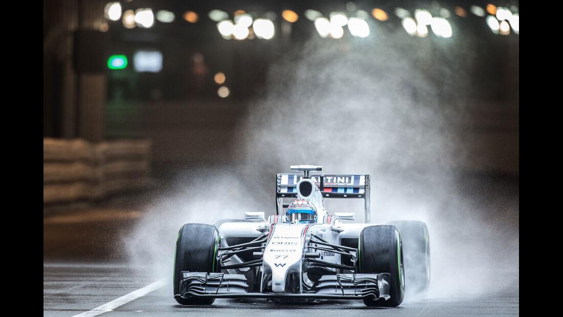 Formel 1 - Saison 2014 - GP Monaco - Bottas - Williams