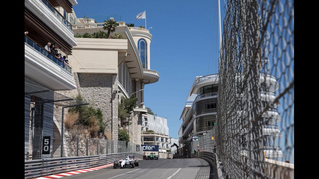 Formel 1 - Saison 2014 - GP Monaco - Massa - Williams