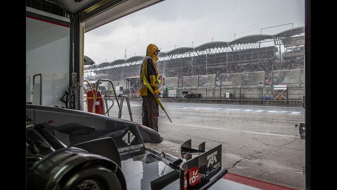 Formel 1 - Saison 2014 - GP Ungarn