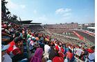 Formel 1 - Saison 2015 - GP Mexiko 2015