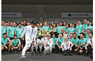 Formel 1 - Saison 2015 - Lewis Hamilton - Mercedes - GP Mexiko 2015