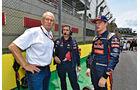 Formel 1 - Saison 2015 - Marko - Max Verstappen - Toro Rosso - GP Brasilien 2015