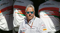 Formel 1 - Saison 2015 - Vijay Mallya - Force India