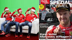Formel 1 Spezial - Saison-Vorschau - 2016