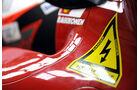 Formel 1 Startstromzeichen