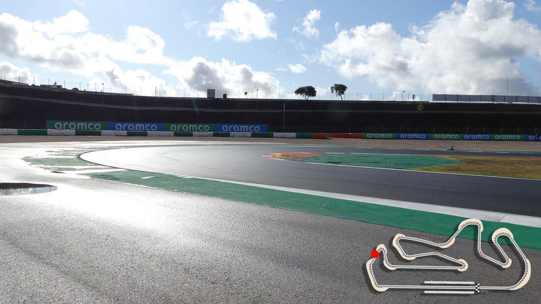 Formel 1 - Streckenrundgang - Algarve Circuit - Portimao - 2020