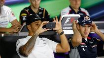 Formel 1-Tagebuch - GP Abu Dhabi 2013