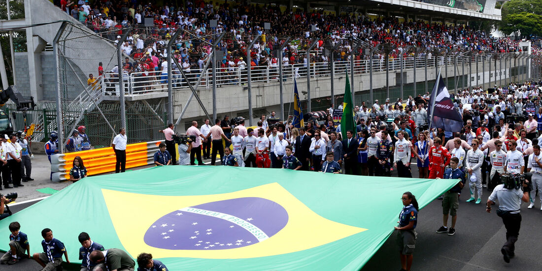 Formel 1-Tagebuch - GP Brasilien 2014