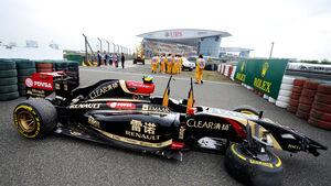 Formel 1-Tagebuch - GP China 2014