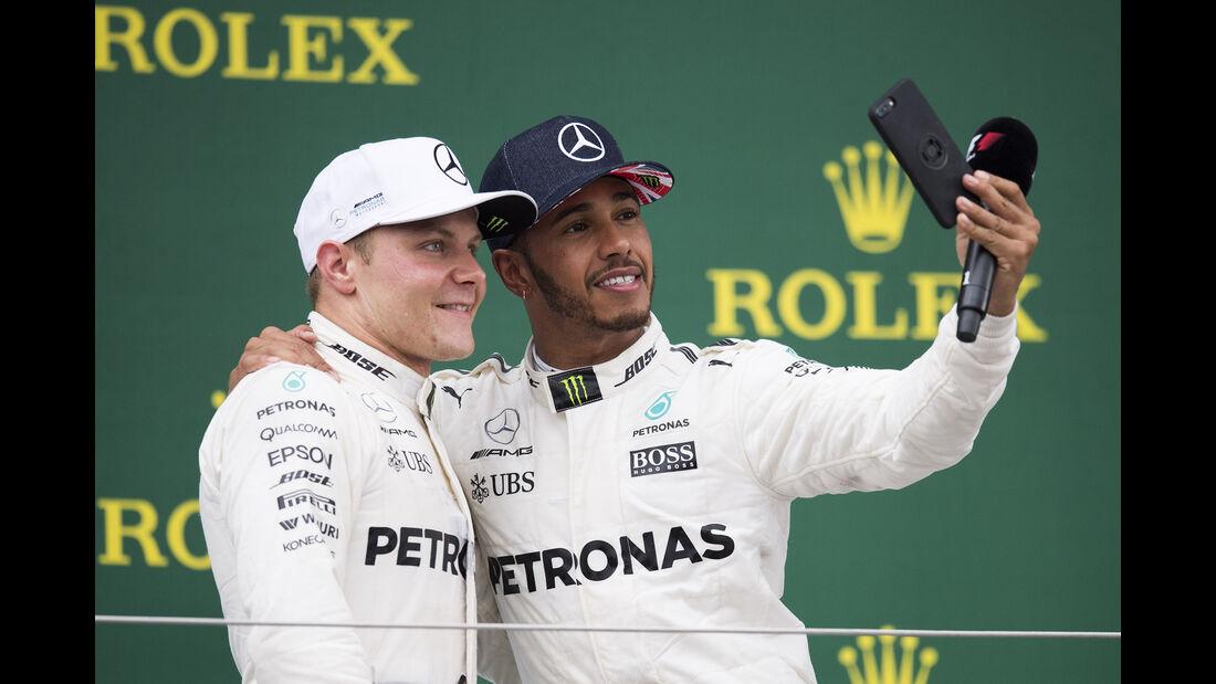 Formel 1-Tagebuch GP England 2017