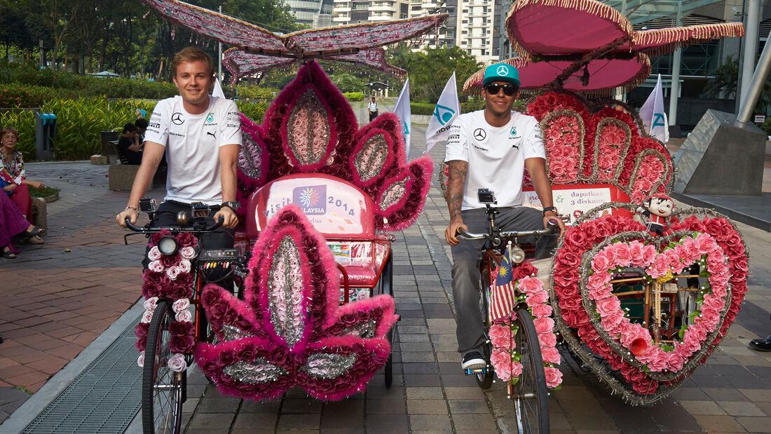 Formel 1-Tagebuch - GP Malaysia 2014