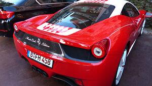 Formel 1-Tagebuch - GP Monaco 2014