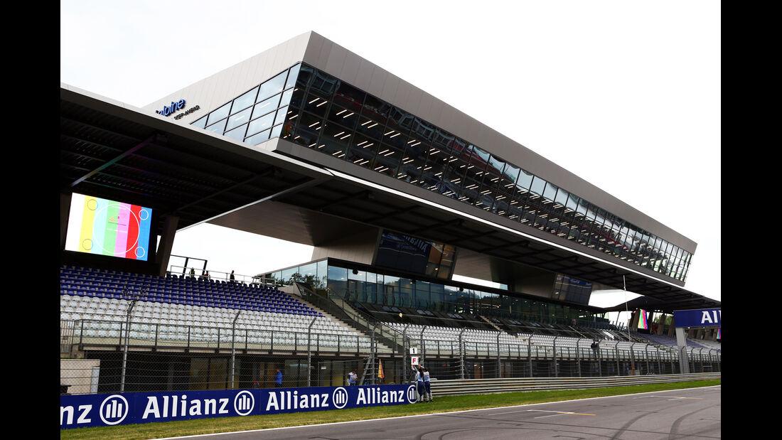 Formel 1-Tagebuch - GP Österreich 2014