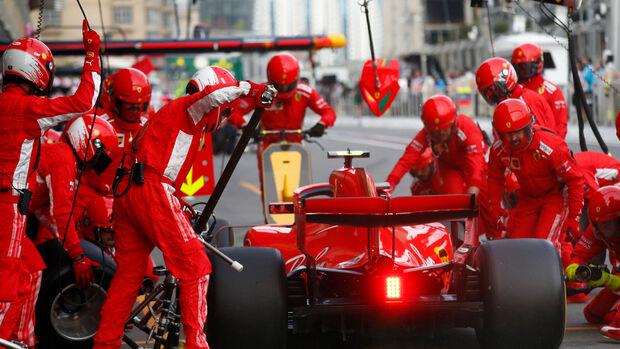 Formel 1 Taktikcheck GP Aserbaidschan Baku