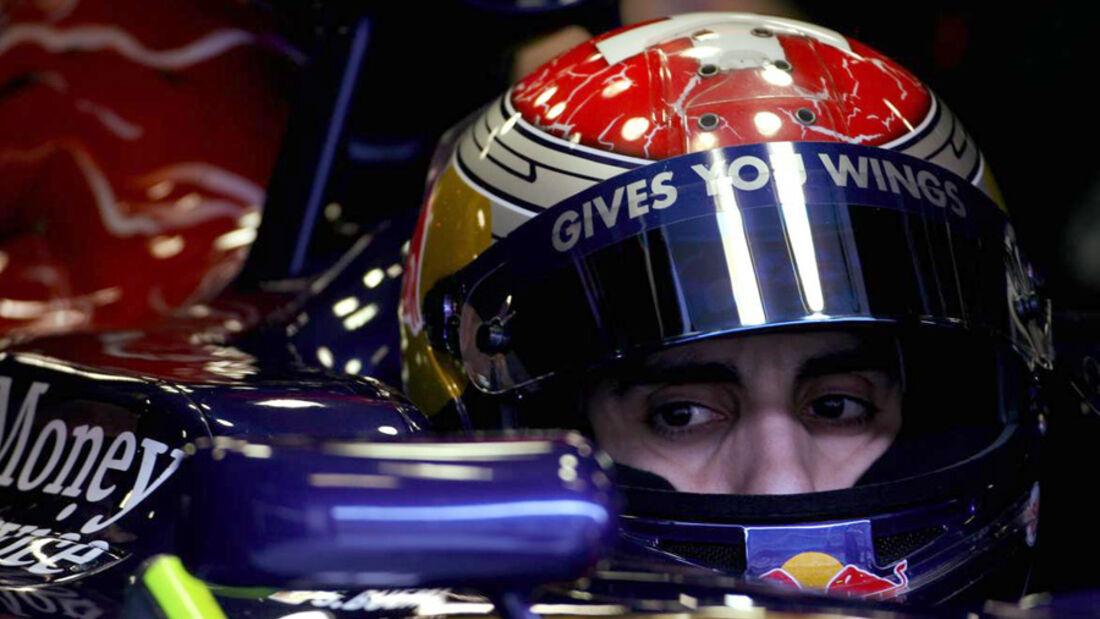 Formel 1 Test 2011 Barcelona Montag