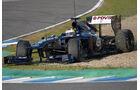 Formel 1 Test 2011 Maldonado