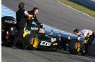 Formel 1 Test 2011 Trulli