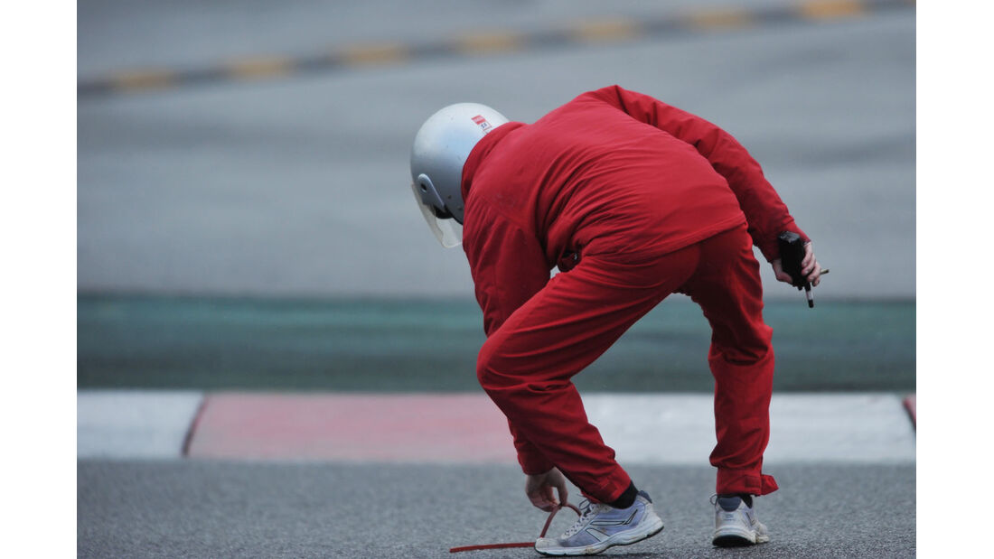 Formel 1-Test, Barcelona, 01. März 2013