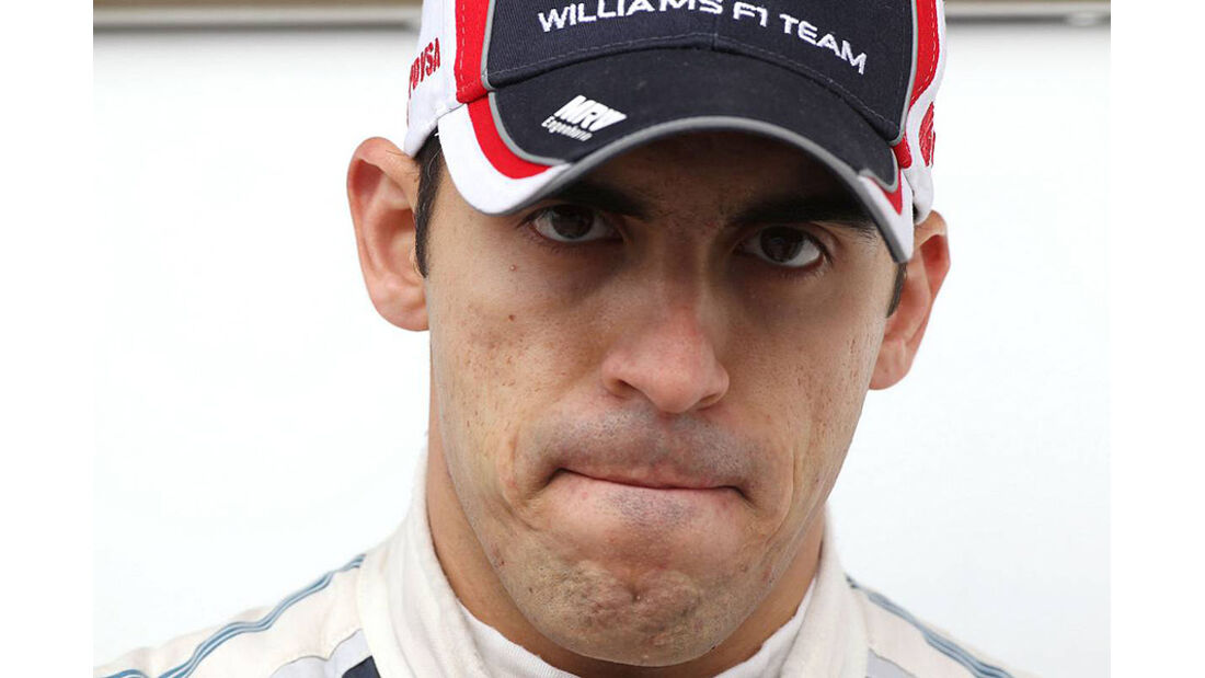 Formel 1-Test, Barcelona, 02.03.2012, Paul di Resta, Force India